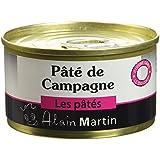 ALAIN MARTIN Pâté de Campagne - Lot de 10