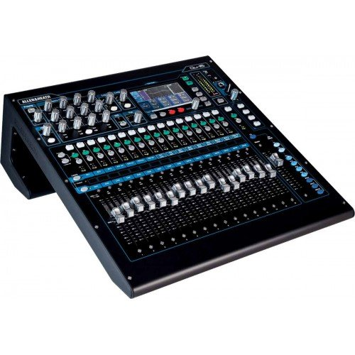 ALLEN-HEATH QU-16 CHROME MESA DE MEZCLAS DIGITAL