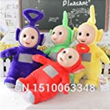 #4: Generic 25Cm Cute Anime Plush Authentic Teletubbies Toy Stuffed With High Quality Doll Birthday Gift For Children(Color: Red )