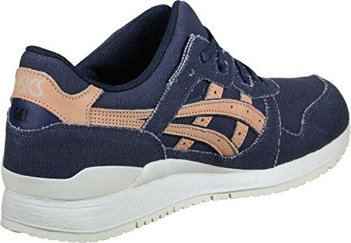Asics - Gel Lyte Iii Platinum Collection Indigo Blu / Tan - Sneakers Herren Blau