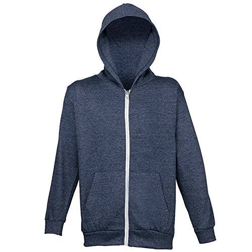 AWDis - Sweat à capuche - Moderne - Femme Navy Heather