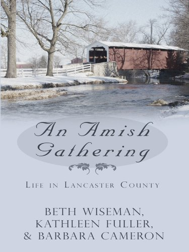 An Amish Gathering Life In Lancaster County Three Amish Novellas Thorndike Christian Romance