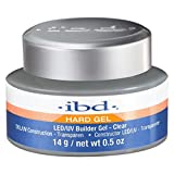 IBD Builder Gel - Hard - Clear 14g/.5oz
