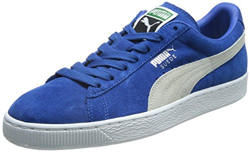 Puma Suede Classic Sneakers Herrenschuhe Strong Blue/Weiß