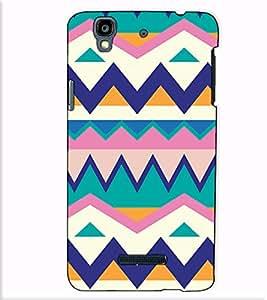 Fuson Designer Back Case Cover for YU Yureka Plus :: Yu Yureka PlusYU5510A (Pink Designer Pattern theme)