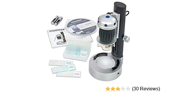 Bresser junior usb mikroskop mit halterung megapixel x