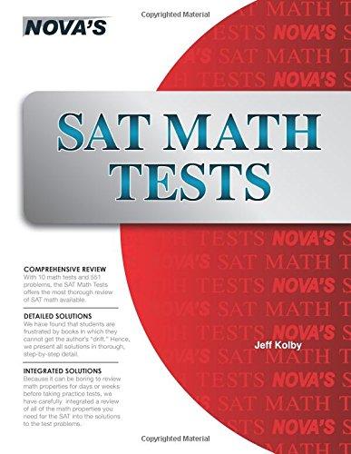 SAT Math Tests (Prep Course)