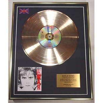 Nirvana Edition Limitee Cadre Disque D Or Cd Et Vinyle