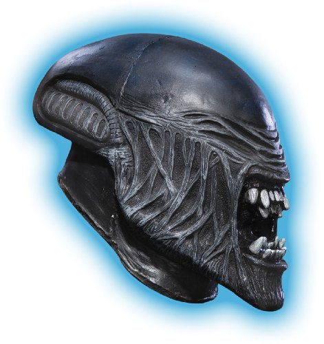 Vs Kostüme Aliens Predator (Alien Child Vinyl Mask)