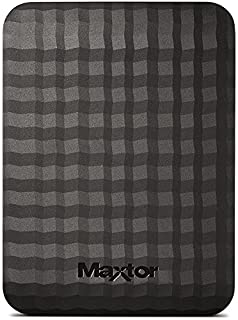 "Maxtor STSHX-M401TCBM - Disco Duro Externo de 4 TB (2.5"", USB 3.0/3.1 Gen 1) (B01AJWNWWQ) | Amazon Products"