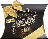 Lindt Lindor Kissenpackung 70% Cacao, Extra dunkel, 26 Kugeln, 2er Pack (2 x 322 g)