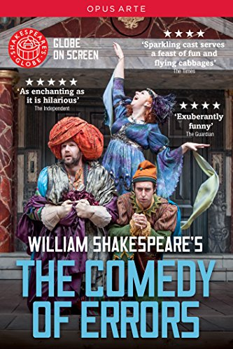 Shakespeare:Comedy Of Errors [Si...