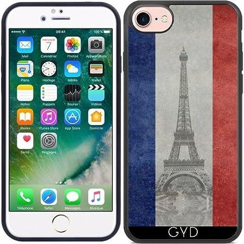 Coque Silicone pour Iphone 7/7S - Tour Eiffel Avec Le
