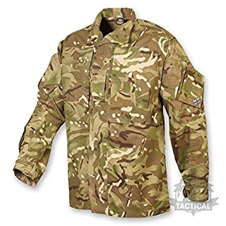 Alpha Tactical British Army Style PCS Shirt (180/96)