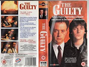 The Guilty [VHS] [1992]