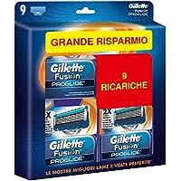 Gillette Lamette di Ricambio per Rasoio, Confezione da 9 Pezzi