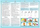 OcballoonsHelium-Gasflasche, für Luftballons, inklusive 25 kleine Hochzeitsluftballons