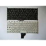 Lotfancy Laptop Replacement keyboard for Acer Chromebook C720 C720P C720 2848 Keyboard 9Z.NB0SQ.001 NSK RA0SQ 01 AEZHNU00010 ZHN NK.I1117.026 without frame version US layout Black