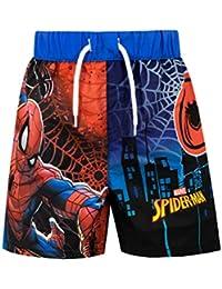 9e1a037c80c6 Marvel Bañador para Niño Spiderman