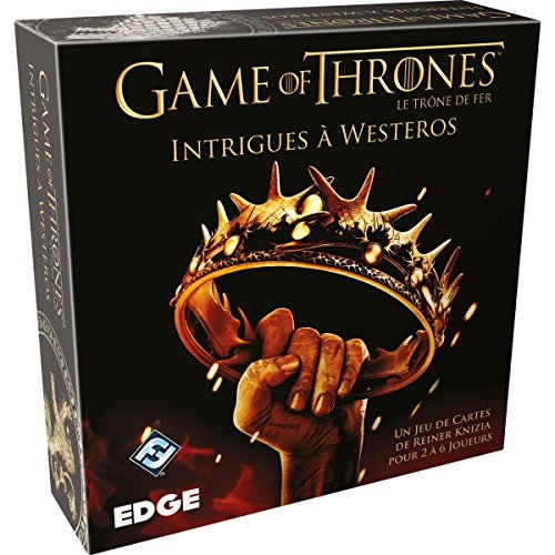 Intrigues à Westeros - Game of Thrones - Jeu de Société -Asmodée