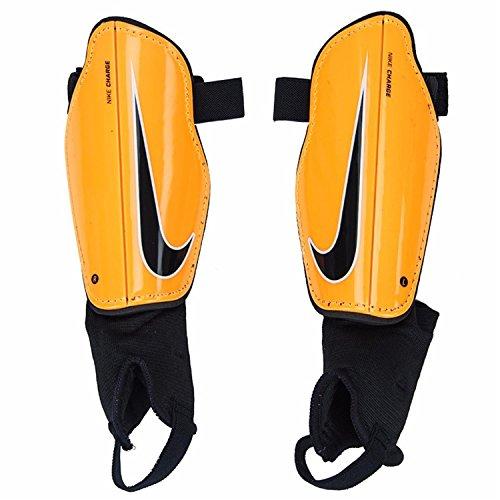 Nike Nk Chrg Grd Schienbeinschoner, Unisex Erwachsene S orange / (Laser orange/schwarz) -