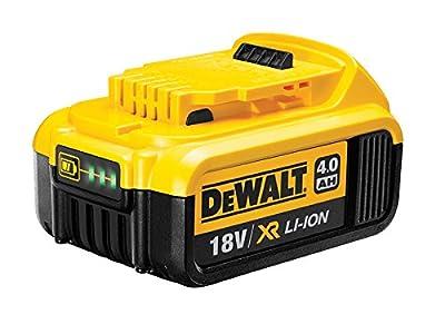 DeWalt DCB18 XR Slide Battery Packs 18 Volt Range