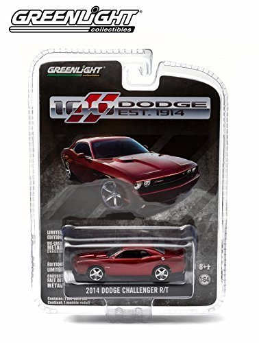 2014-dodge-challenger-r-t-red-dodge-100th-anniversary-special-edition-1-64-by-greenlight-27740e-mode