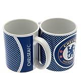 Chelsea F.C. - Taza de desayuno, diseño del Chelsea F.C., multicolor, 0,3 l