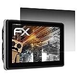 atFoliX Blickschutzfilter für Blaupunkt TravelPilot 53 2 CE EU LMU Blickschutzfolie - FX-Undercover 4-Wege Sichtschutz Displayschutzfolie