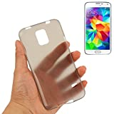 JIALUN-Fall pour Samsung Galaxy S5 Mini / G800 0,3 mm Ultra-Mince en Polycarbonate...