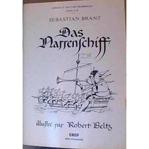 Das Narrenschiff : Extraits (Langue et culture régionales)