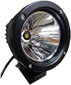 Wpfc 4 7 Zoll Led Licht Arbeitsfahr Nebelscheinwerfer 25w Auto Suv Off Road Frontstoßstange Lampe Led Kanone Punkt Pencil Beam Led Treibendes Licht Sport Freizeit