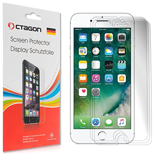 3x OCTAGON Display Schutzfolie für iPhone 6 Plus