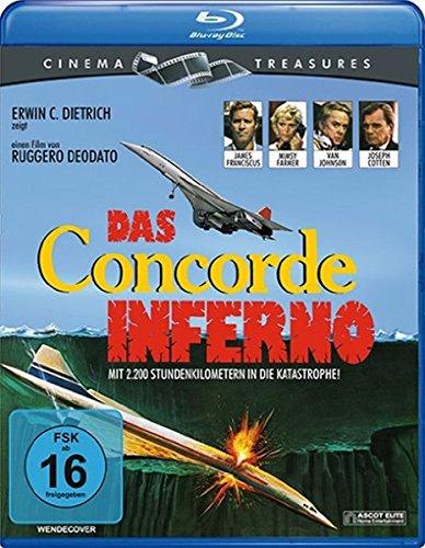 Bild von Das Concorde Inferno [Blu-ray]