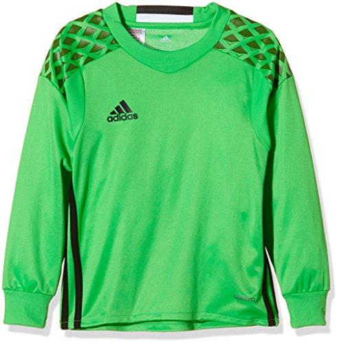Adidas Onore Trikot (adidas Jungen Torwarttrikot Onore 16 GK Trikot, Solar S16/Raw Lime S16/Black, 128)
