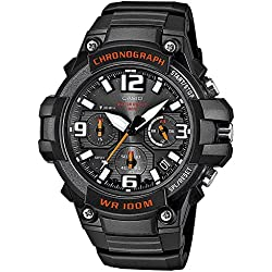 Montre Homme Casio Collection MCW-100H-1AVEF