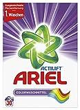 Ariel Colorwaschmittel Pulver, 1,95 Kg, 30Waschladungen