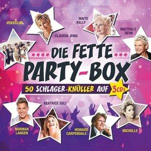 VA-Die Fette Party-Box-DE-3CD-FLAC-2015-NBFLAC Download