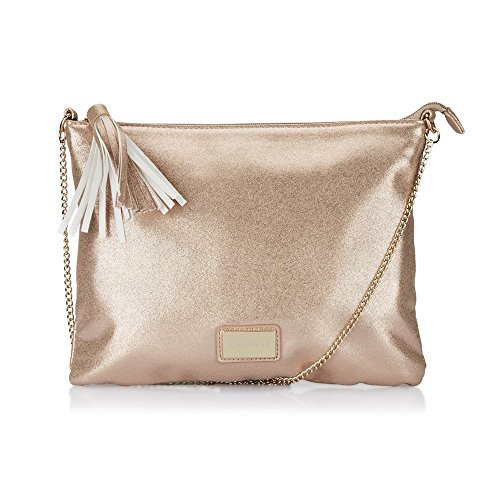 Caprese Women\'s Sling Bag (Rose Gold)