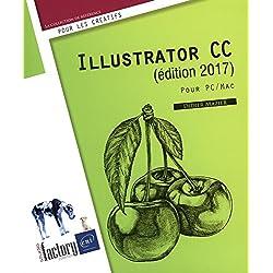 Illustrator CC (édition 2017) - pour PC/Mac