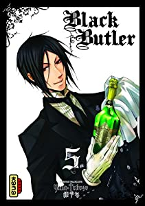 Black Butler Edition simple Tome 5