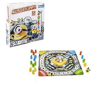 Hasbro Juegos a9018100-Ausg eflippt GRU-Mi Villano Favorito, niños Parte