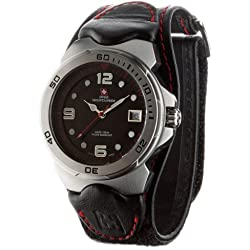 Swiss Mountaineer Gents Watch Mont Vully Red SM1451