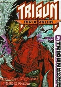 Trigun Maximum Edition simple Tome 5