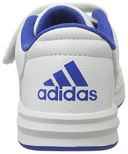 adidas Altasport, Chaussures de Gymnastique Garçon, Bleu, 31 EU Multicolore (Ftwr White/blue/ftwr White)