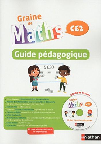 Graine de Maths - Guide pédagogique CE 2 - 2017