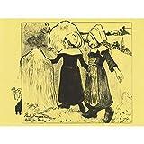 Paul Gauguin Pleasures of Brittany Joies De Bretagne Large