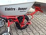 Schneeschild für Motorschubkarre Powerpac ED120 - 3