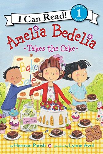 Amelia Bedelia Takes the Cake (I Can Read Level 1) (English Edition)