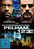 Die Entführung der U-Bahn Pelham 123 (DVD 2010 - Verleihversion)